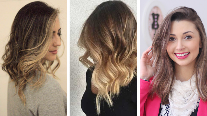 cabelo long bob ombre hair the look